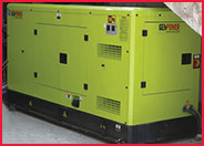 AA Telekom Data Center Genpower GNT Diesel Generator